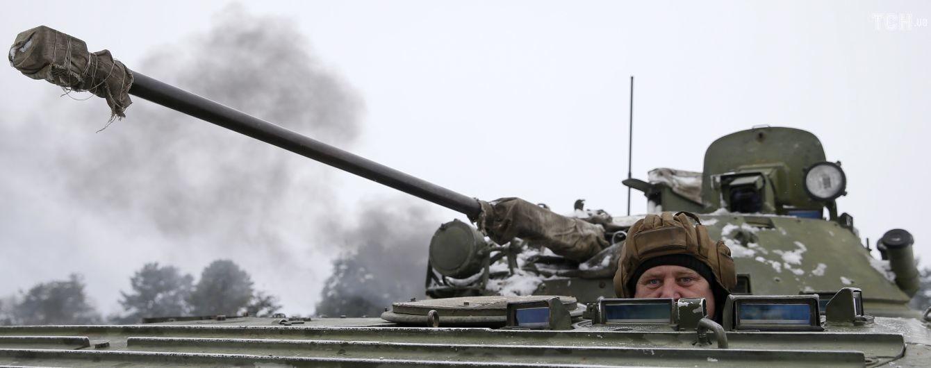 """В зоні проведення ООС розпочалося """"святкове перемир'я"""""""