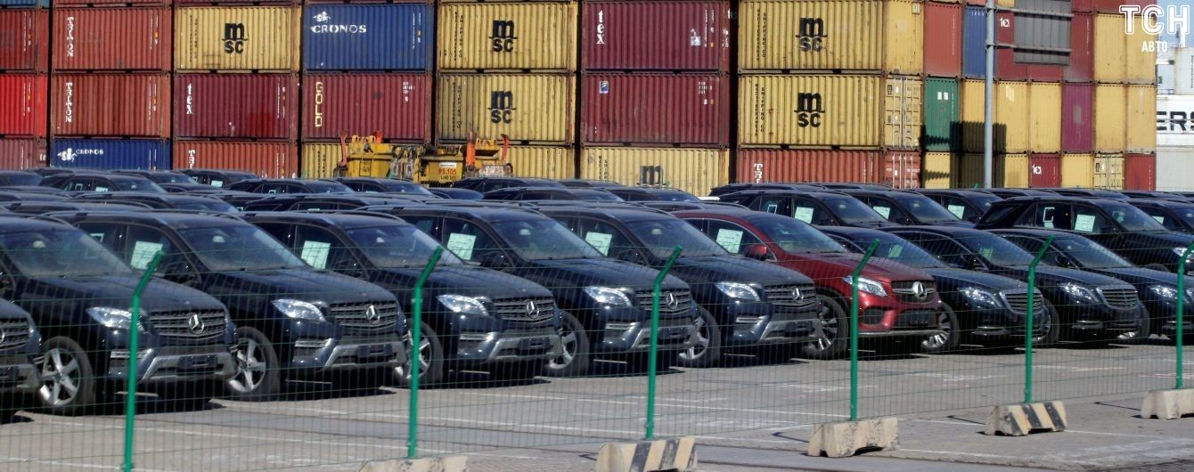 Фіскали озвучили, за які авто сплачено найбільше транспортного податку
