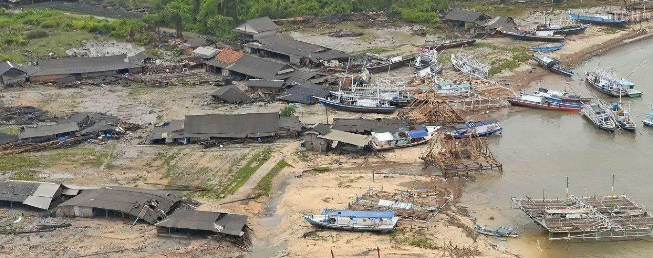 Среди пострадавших от цунами в Индонезии нет украинцев – МИД