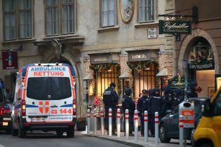 Во время стрельбы в Вене убили мафиози из Черногории - СМИ