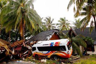 В Індонезії може забракнути медичних засобів і чистої води після жахливого цунамі