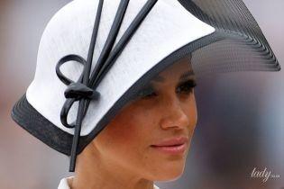 """Від """"таблетки"""" до широких крис: які капелюхи носить герцогиня Сассекська Меган"""
