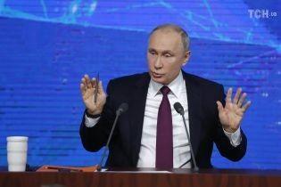 Путін прокоментував допінговий скандал в Росії