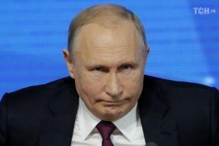"""Путін спрогнозував """"кривавий переділ власності"""" через створення Помісної церкви в Україні"""