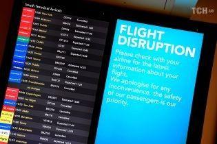 У Лондоні заарештували підозрюваних у блокуванні аеропорту Ґатвік