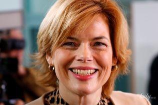 В тренде: министр сельского хозяйства Германии пришла на работу в леопардовой блузке
