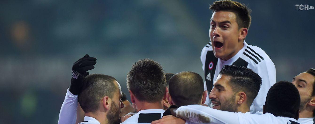 """Повторение невероятного рекорда и юбилейный гол Роналду: как """"Ювентус"""" одержал победу в туринском дерби"""