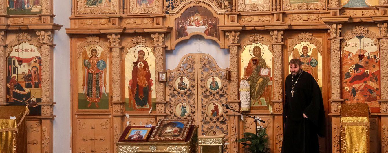 В Беларуси запретили своим прихожанам молиться в храмах Православной церкви Украины