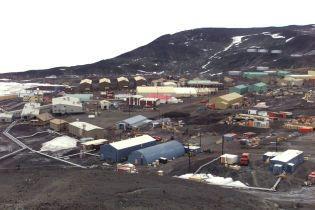 На американской базе в Антарктиде умерли двое людей