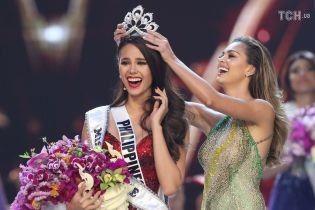 Корону Мисс Вселенная-2018 получила очаровательная девушка из Филиппин