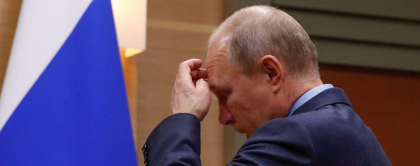 """Путин впервые назвал """"присоединение"""" Крыма к России аннексией"""