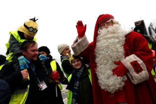 """Военные в США будут отслеживать перемещения Санта-Клауса, несмотря на правительственный """"шатдаун"""""""