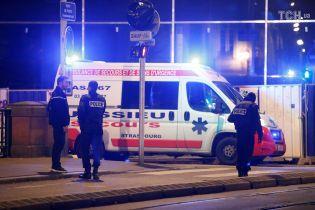 У Страсбурзі біля різдвяного ярмарку сталася стрілянина: є загиблий та постраждалі