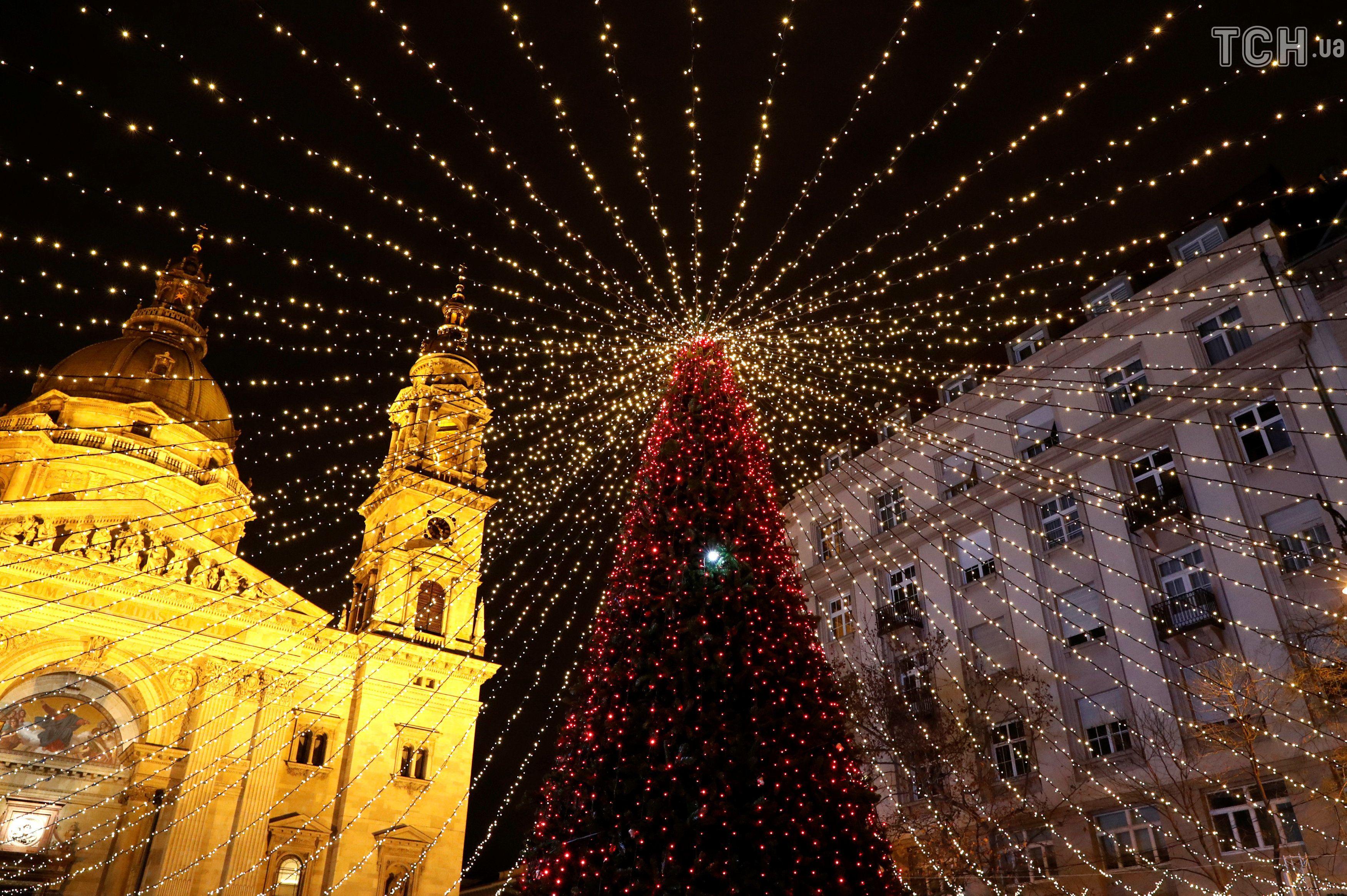 Різдво у Будапешті