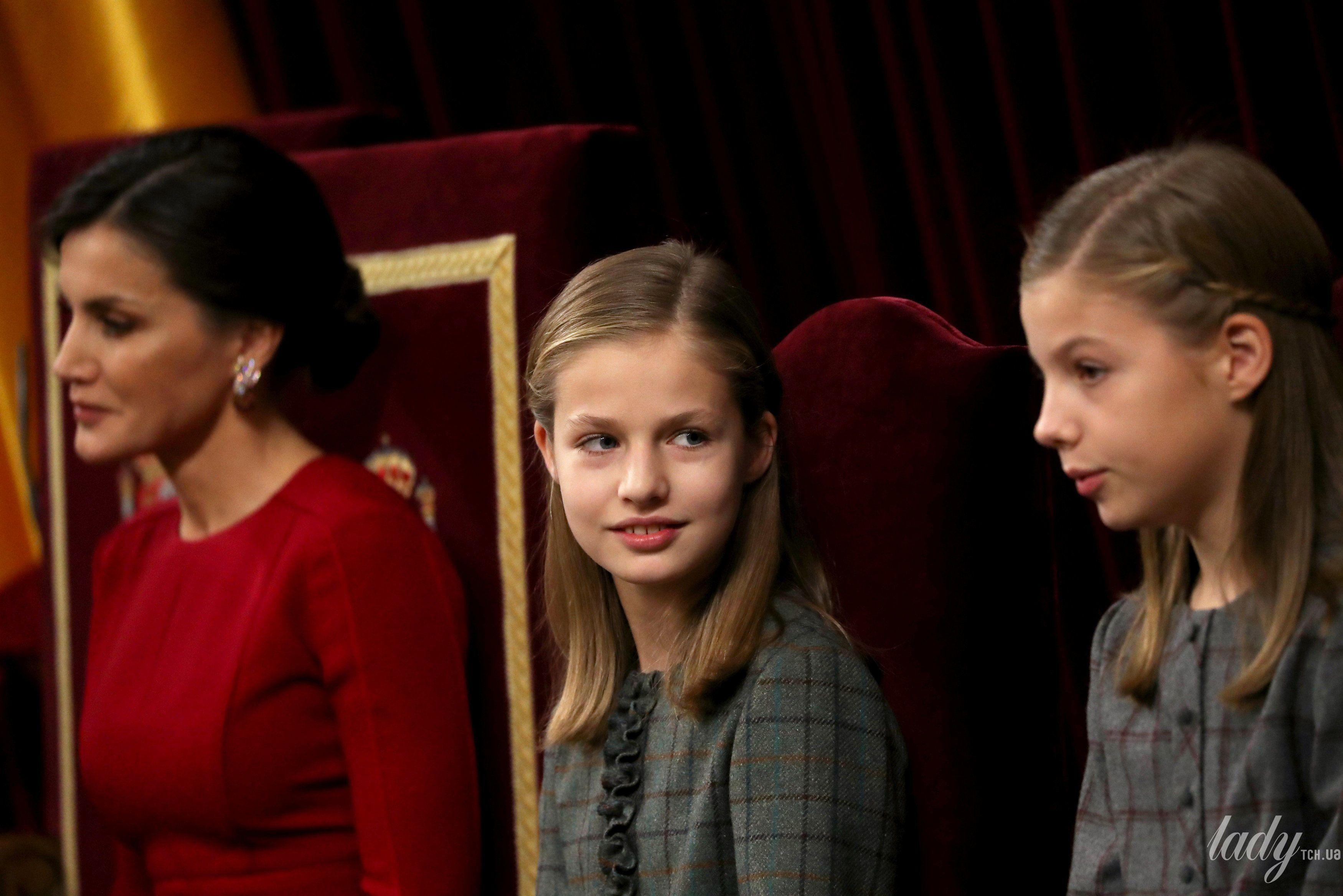 Испанская королевская семья_2