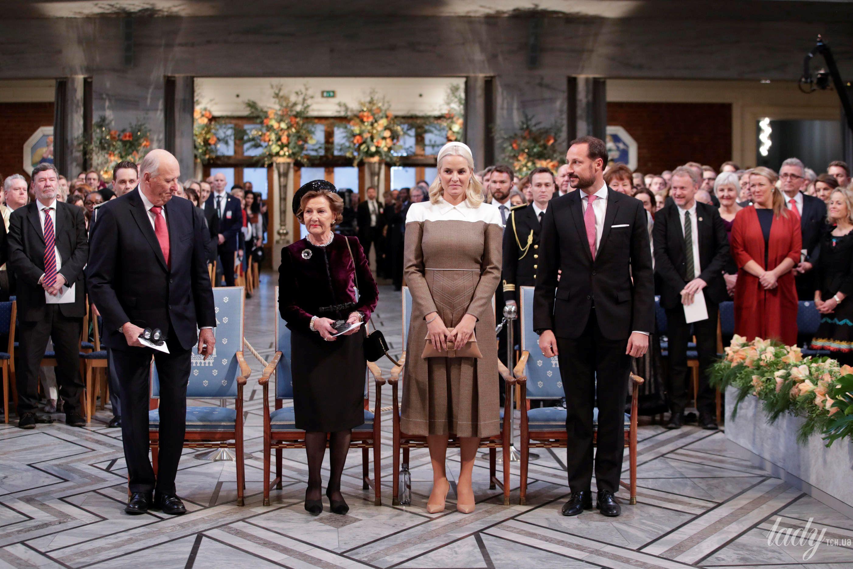 Норвежская королевская семья_1