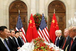 Трамп сообщил об успешных переговорах с Китаем
