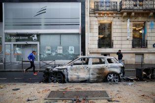 Беспорядки в Париже: во Франции предлагают ввести чрезвычайное положение