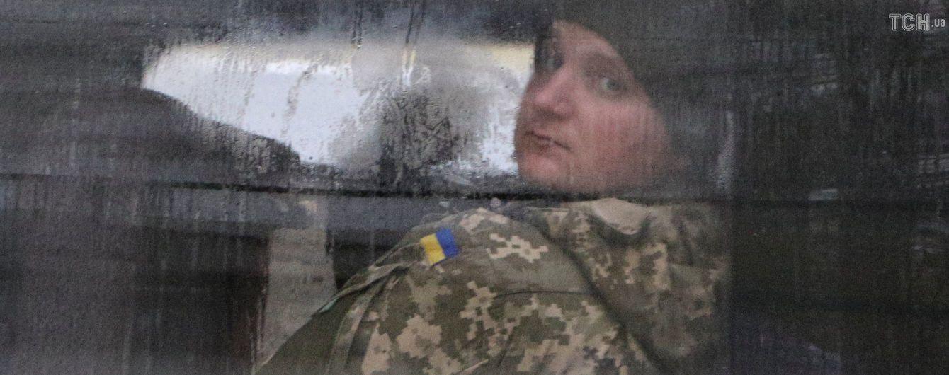 Плененных украинских моряков возле Керченского пролива перевезли в Москву – адвокат