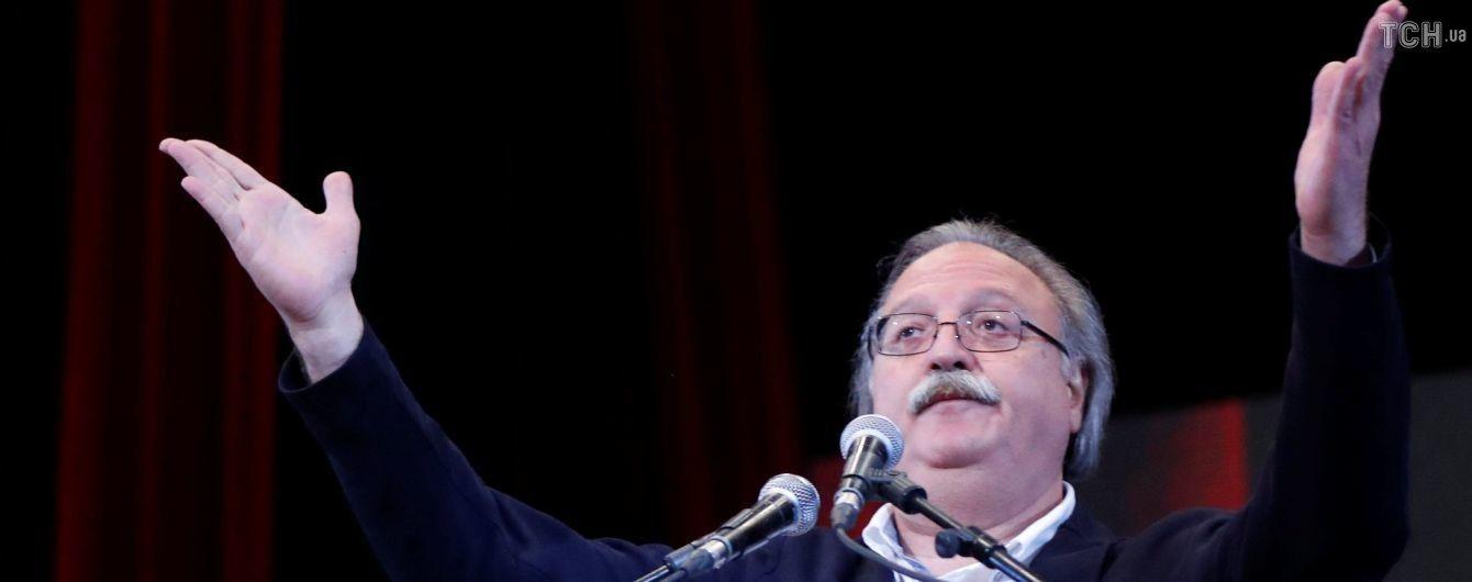 Грузинская оппозиция отказалась признавать результаты президентских выборов