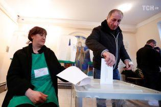 У Грузії почався другий тур президентських виборів