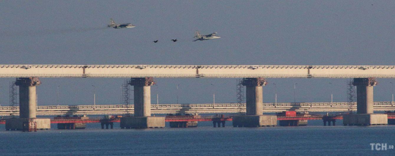 По українських кораблях у Чорному морі стріляв російський винищувач – Муженко