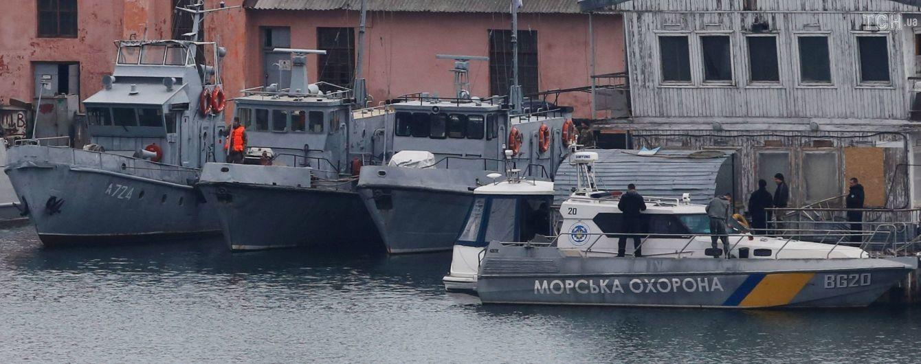 У 2019 році ВМС України отримають чотири нові військові катери – ЗМІ