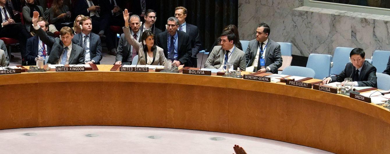 Пять стран-членов Совбеза ООН выразили обеспокоенность конфликтом в Керченском проливе