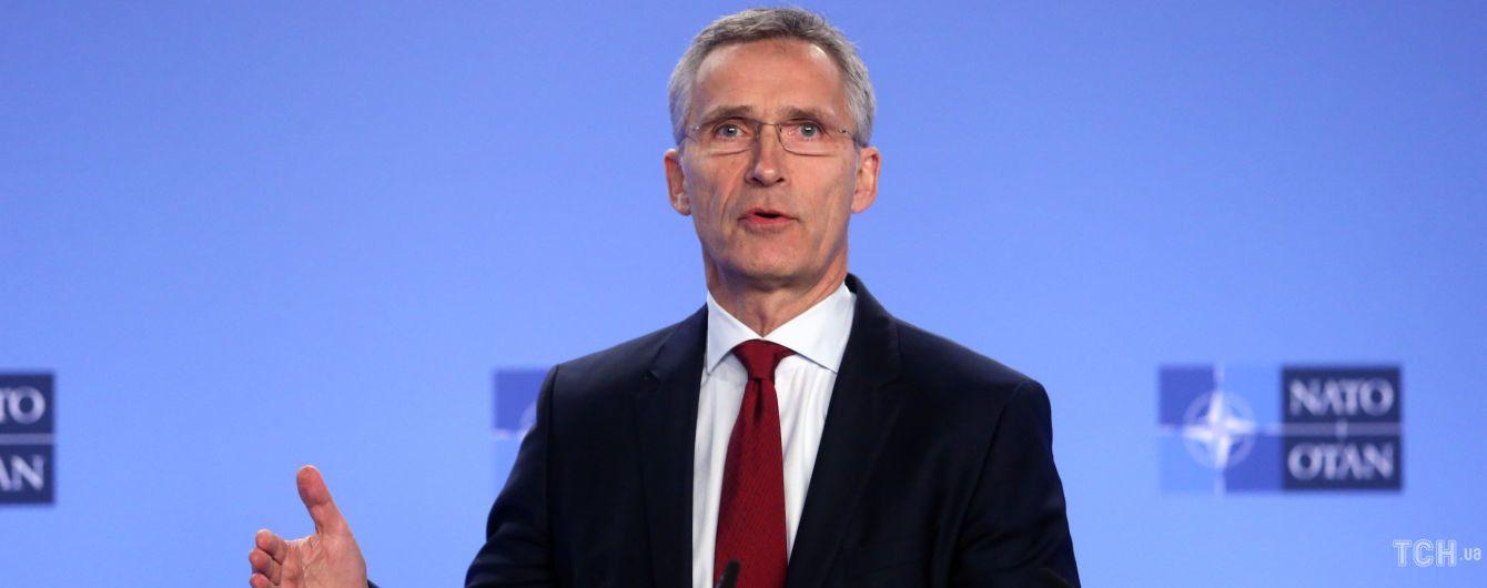 НАТО до конца года предоставит Украине современные защищенные средства связи – Столтенберг