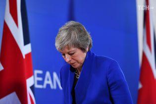 Мей не пропонуватиме альтернативні варіанти Brexit