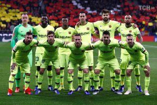 """""""Барселона"""" возглавила рейтинг клубов по уровню зарплат"""