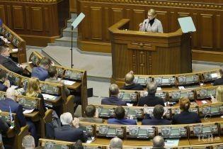 Партії Тимошенко та Порошенка лідирують на майбутніх парламентських виборах – опитування
