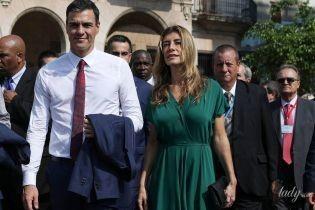 Битва образов: жена премьер-министра Испании vs жена президента Кубы