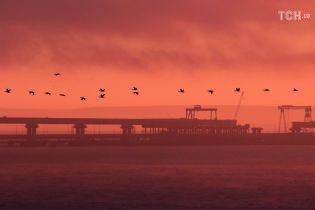 Возле Керченского пролива россиянами заблокированы 20 кораблей