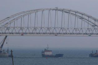 Украина планирует новый проход военных кораблей через Керченский пролив – Турчинов