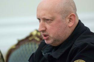 Турчинов заявил, что Украина прошла проверку на готовность к нападению России