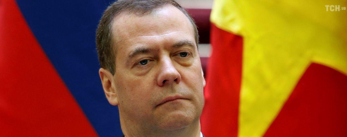 Медведев создал группу по интеграции РФ с Беларусью