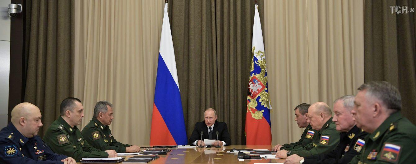 В России хотят обновить условия применения ядерного оружия