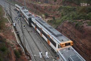 В Іспанії зійшов з рейок пасажирський потяг, є загиблі