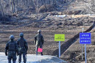 Північна та Південна Корея відкриють спільну дорогу на кордоні
