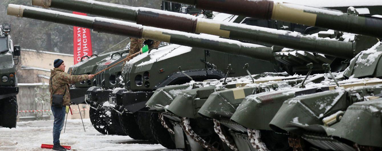 Минобороны планирует увеличить объемы закупок оружия со следующего года
