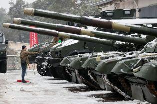 Міноборони планує збільшити обсяги закупівель зброї наступного року