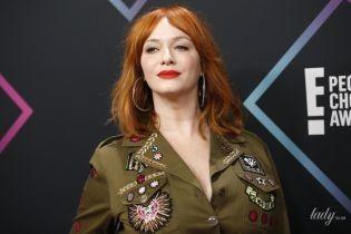 Модний провал: Крістіна Гендрікс підкреслила вбранням неідеальний живіт