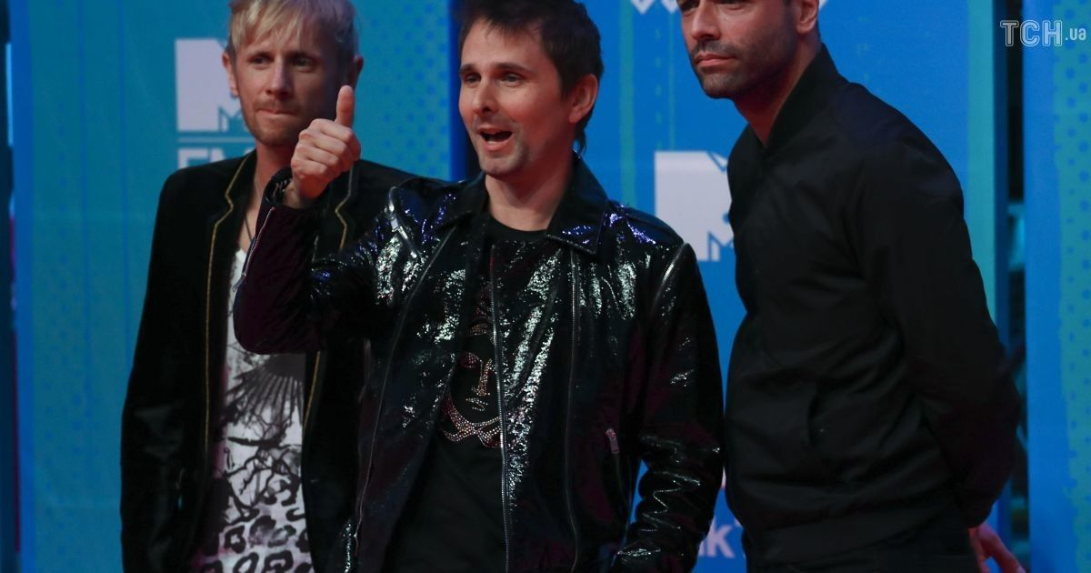 Гурт Muse @ Reuters