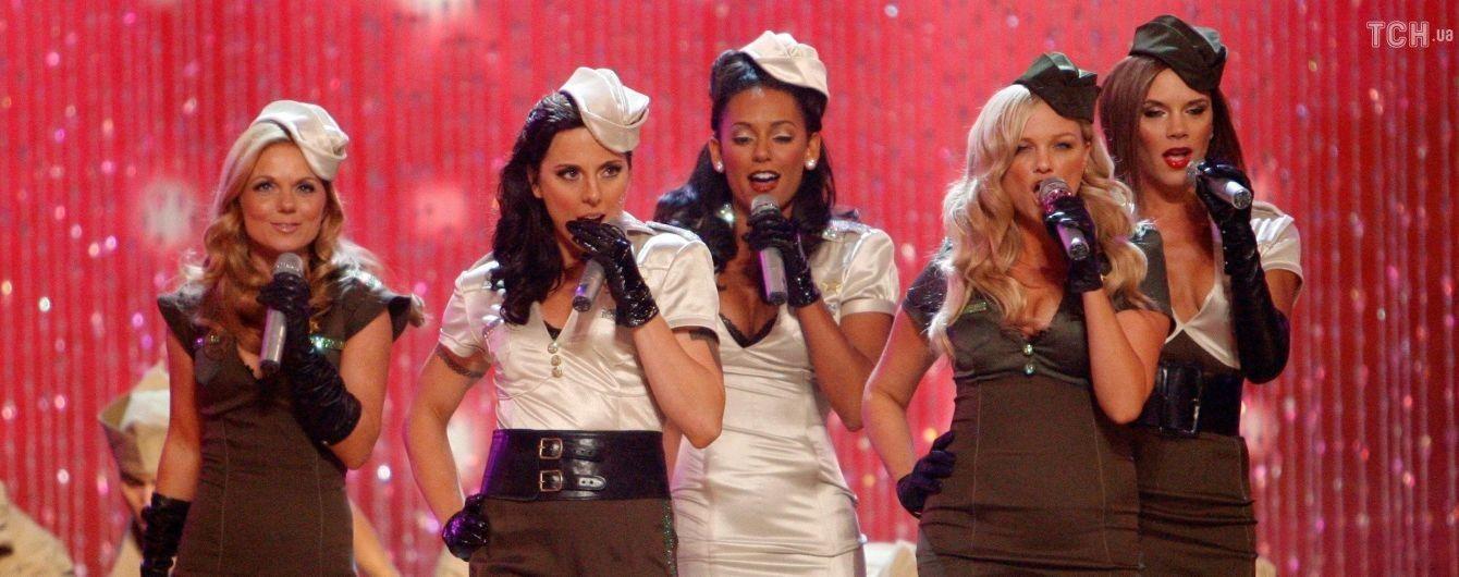 В Сети появилось первое фото после воссоединения Spice Girls