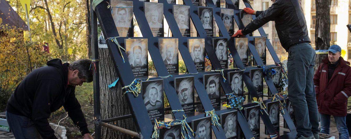 Стало известно, кто построит мемориал Героям Небесной сотни в Киеве