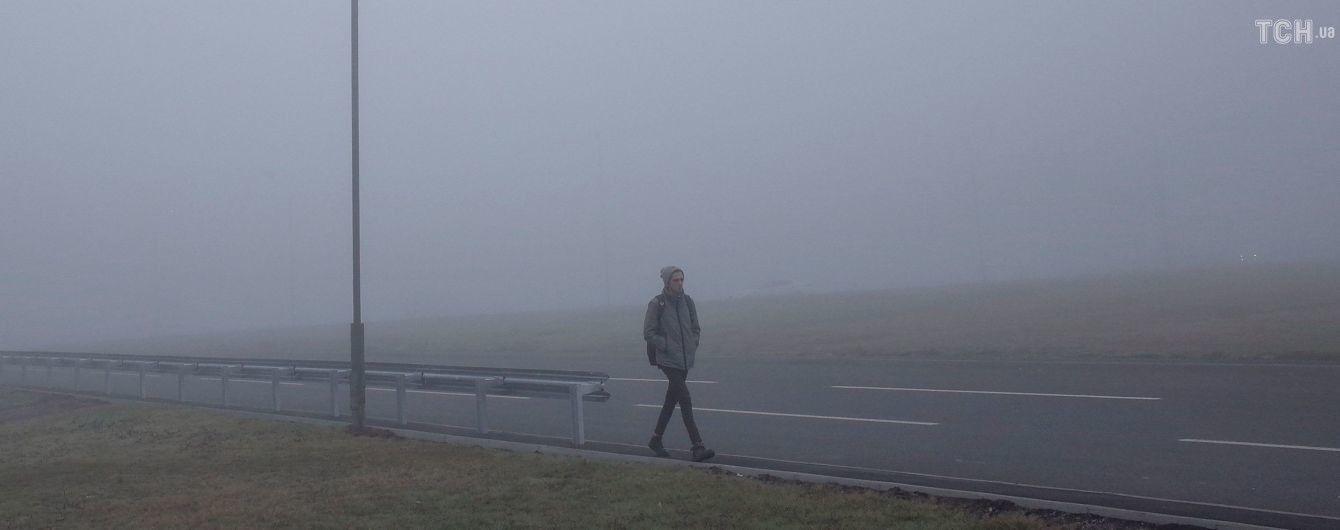 Среда началась с заморозков и тумана, а днем будет солнечно и без осадков