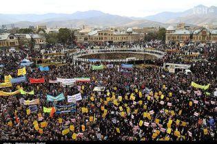 В Ірані відбулися мільйонні протести через американські санкції