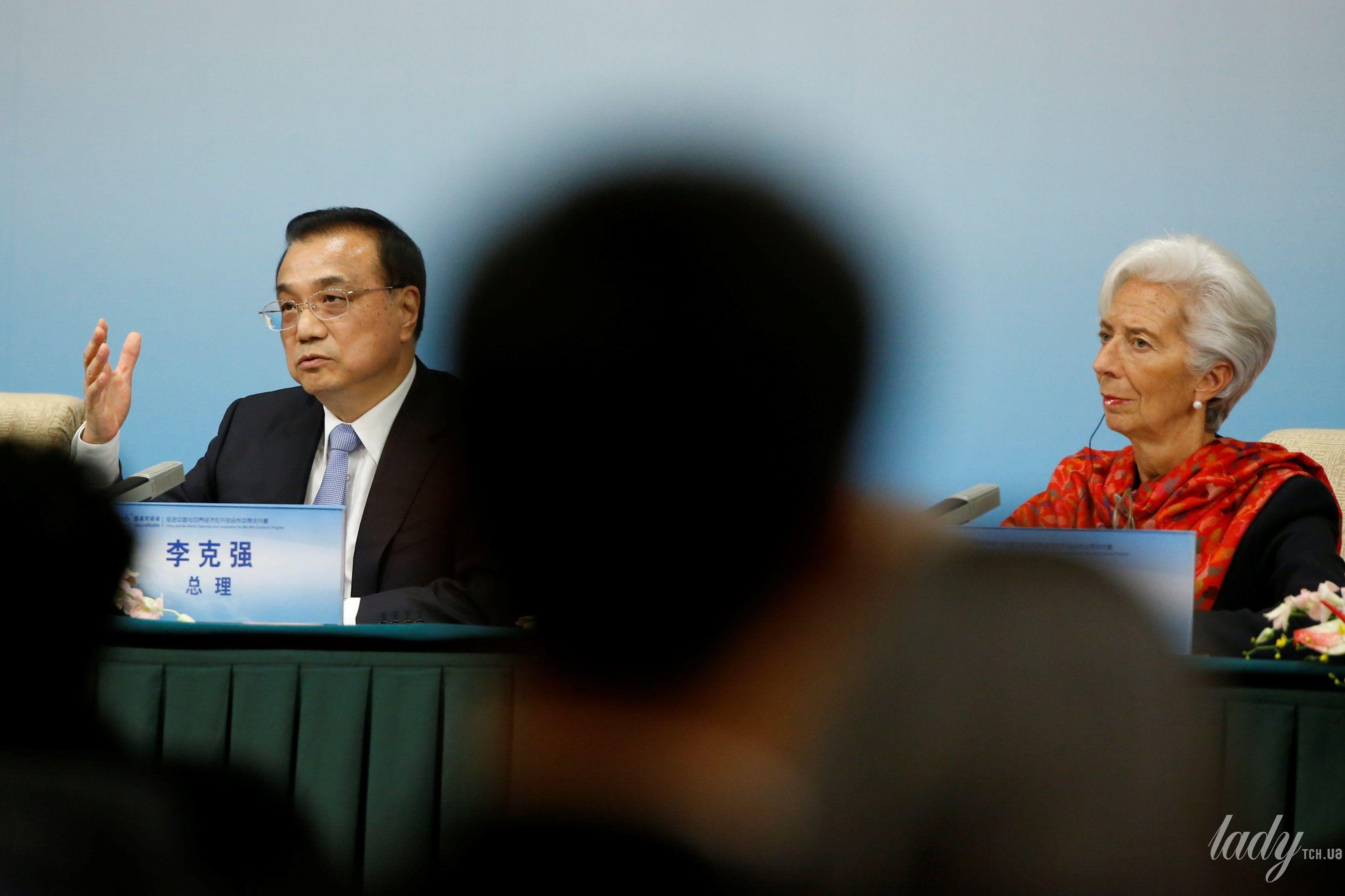 Глава Международного валютного фонда Кристин Лагард_4