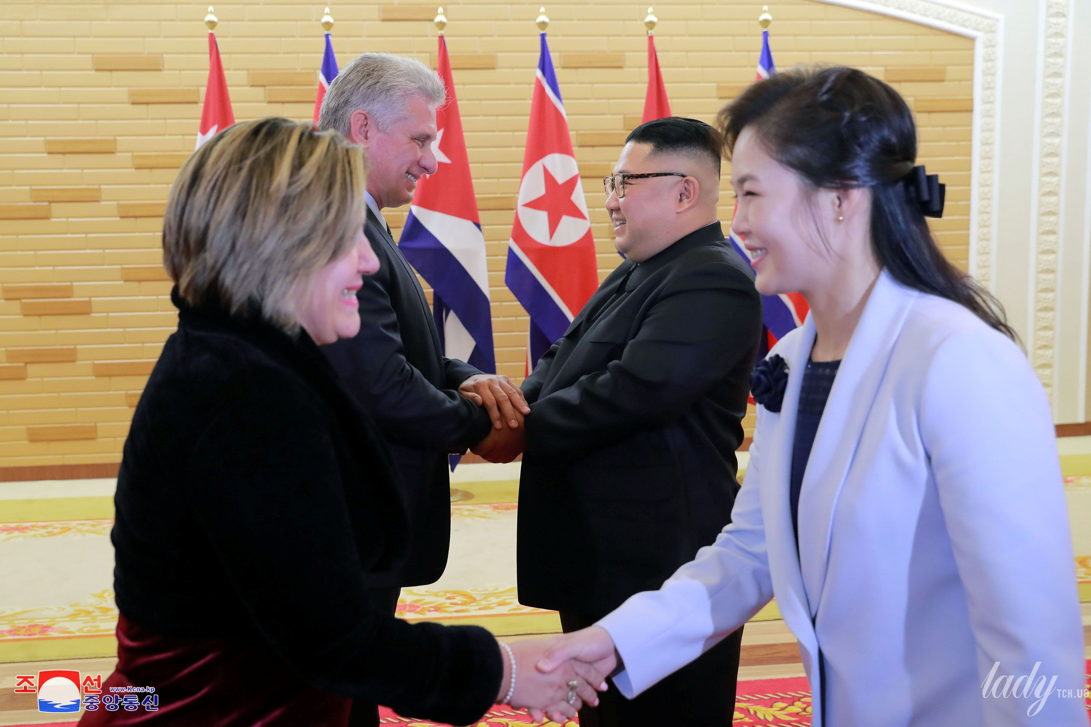 Жена президента Северной Кореи_2